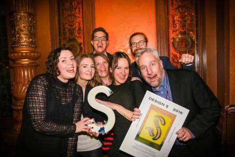 Experio Lab stolt vinnare av Design S-priset