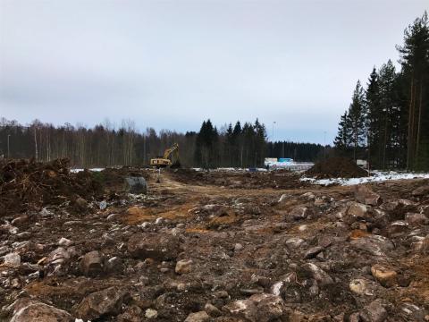 Ny väg förbättrar trafikflödet i Välsviken