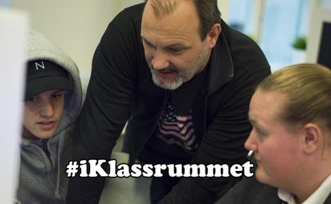 """""""Skolan är elevernas arbetsplats"""""""