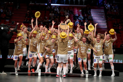 IKSU svenska mästare för andra året i rad