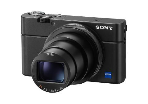 Persbericht: Sony voegt met RX100 VII een nieuwe krachtpatser toe aan het assortiment premium compactcamera's