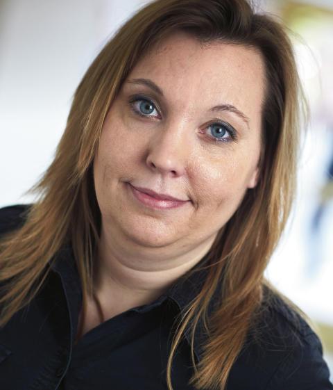 Zennie Sjölund, branschansvarig Lön, Srf konsulterna