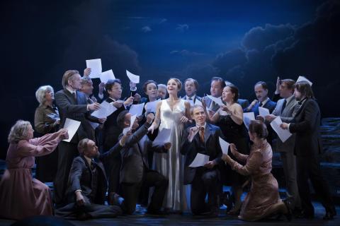 Glada änkan som kulturpolitisk satir på Kungliga Operan