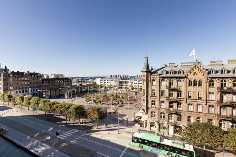 Jefast - årets fastighetsägare & ytterligare fokus till Helsingborg