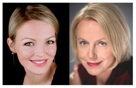 Anne Sofie von Otter och Elin Rombo på Drottningholms Slottsteater 26-27 juli 2013