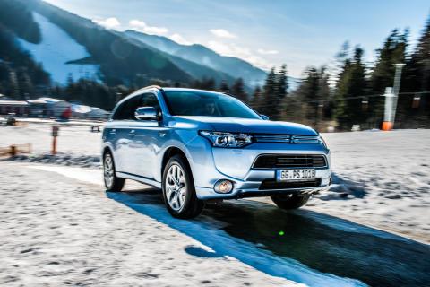 Mitsubishis nya supermiljöbil snart i Sverige