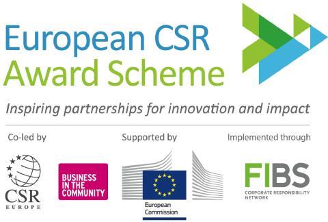 European CSR Award –yritysvastuukilpailun voittajien innovatiivisia ja yhteiskunnallisesti vaikuttavia kumppanuushankkeita juhlittiin Brysselissä