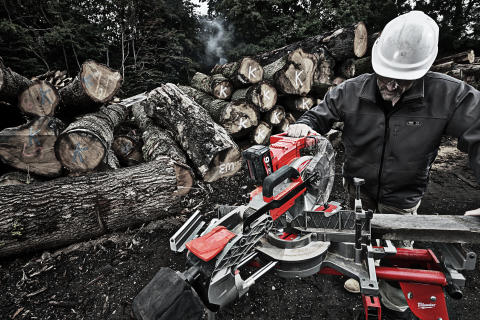 Milwaukee M18  FUEL 254mm jiirisaha