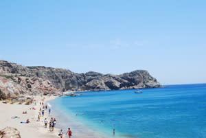 Grekland mest sökt i sommar