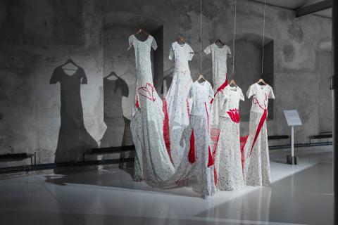 Delta & Sediment 2019 Färgfabriken Yasmin Jahan Nupur