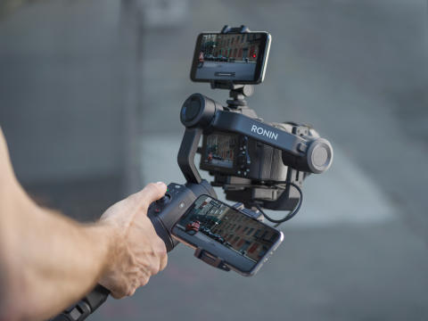 Capture Smooth Footage With The New Compact, Lightweight Ronin-SC, A Single-Handed Stabiliser For Mirrorless Cameras