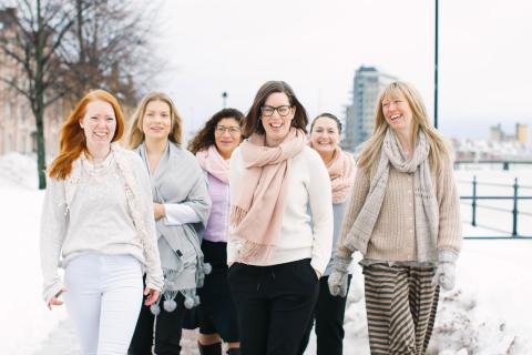 Freja-Kvinnor: Succé för nätverket för Sveriges kvinnliga entreprenörer