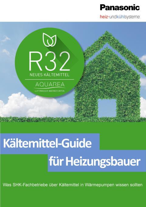 Der Panasonic Kältemittel-Guide für Heizungsbauer
