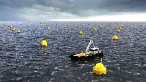 Fantastiska affärsmöjligheter för innovationer och svensk industri på en växande global marknad inom offshore – förnyelsebar energi till havs!
