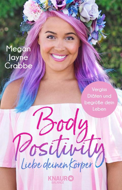 Cover Megan Jayne Crabbe - Body Positivity