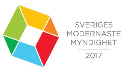 Fem myndigheter kvar som kan bli Sveriges modernaste 2017