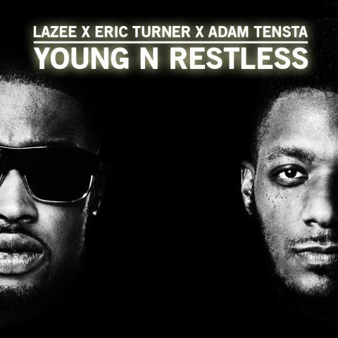 Nya hiphop generationen går ihop till Lazees singel
