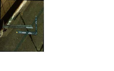 Weapon recovered at A40 underpass