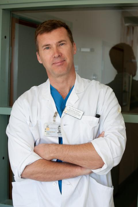 Rekordår för hjärttransplantationer vid SUS