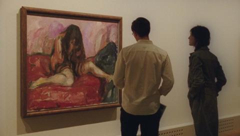 """Between The Clock & The Bed"" - Munch vu par des artistes comme Patty Smith et Charlotte Gainsbourg"