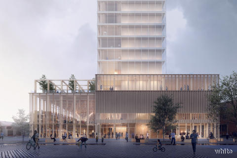 Elite Hotels of Sweden är tilltänkt operatör för kulturhushotellet i Skellefteå