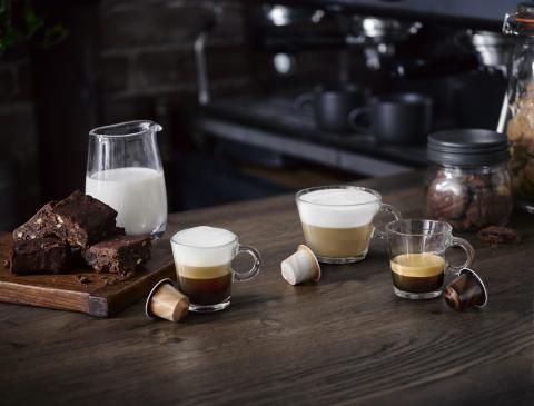 Ny serie Limited Edition-kaffer til hjemme-baristaen fra Nespresso