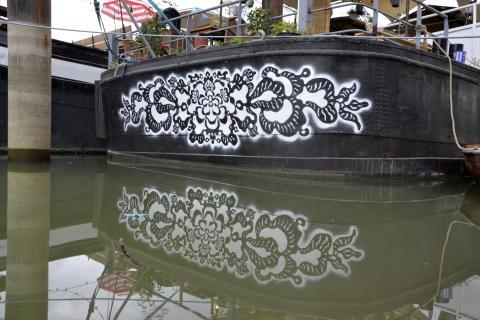 NeSpoon - No Limit Street Art Borås