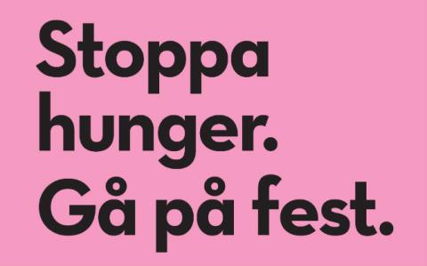 Hungerprojektets succéevent Style it Forward intar Malmö på lördag