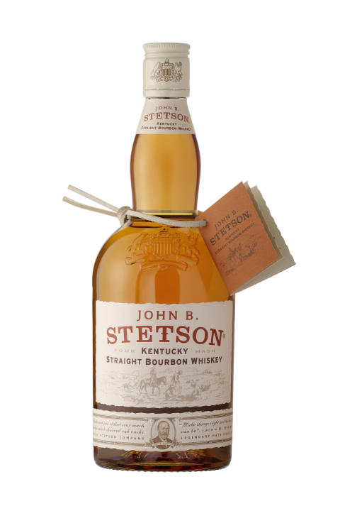 Stetson Kentucky Straight Bourbon Whiskey i Systembolagets sortiment