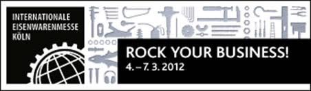 Eisenwarenmesse / International Hardware Fair - 2012 te Keulen