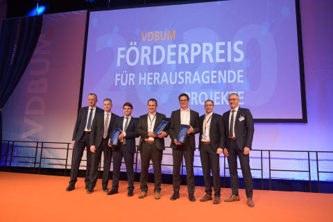 """ZÜBLIN Timber gewinnt VDBUM-Förderpreis in der Kategorie """"Innovationen aus der Praxis"""""""