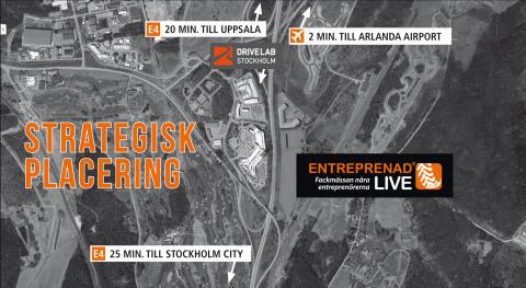 Entreprenad Live Stockholm