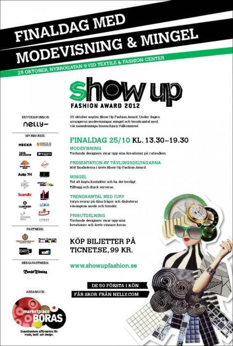 Fashion Days-Show Up Fashion Award