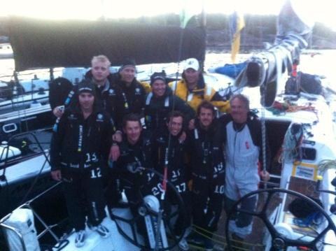 AVANTIME 2 på en hedrande fjärdeplats i ÅF Offshore Race