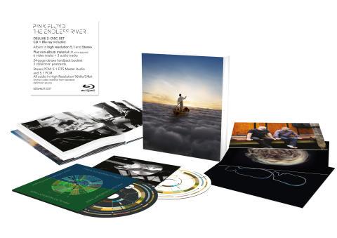 Pink Floyd deluxe BluRay packshot