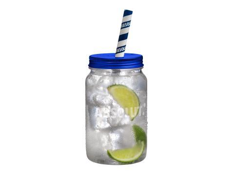 «Absolut Soda»: Der perfekte Begleiter für jede Party.