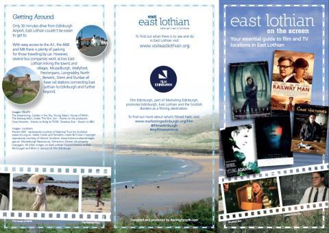 Film Edinburgh showcases East Lothian on screen