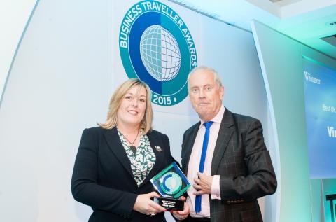 Virgin Trains named Best UK Domestic Train Service at Business Traveller Awards 2015
