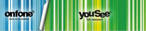 Onfone skifter navn til YouSee Mobil