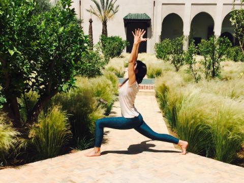 Yoga-Reiseunternehmen NOSADE lädt zu Kennenlern-Klasse in München ein