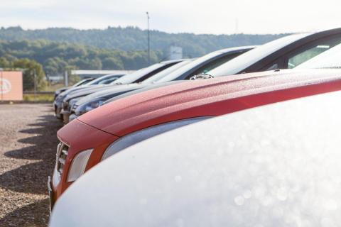 Bilhandeln på nätet kommer att öka mest