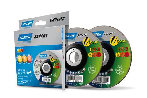Norton Expert Accu 1-2-3 – Pakkaus