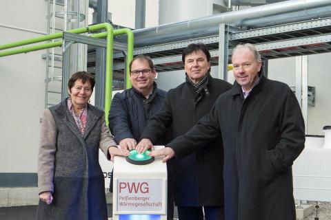 Klimafreundliche Wärmeversorgung: Bayernwerk Natur setzt mit neuer Heizzentrale in Peißenberg auf Energieeffizienz