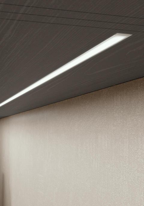 LED-profil Micy