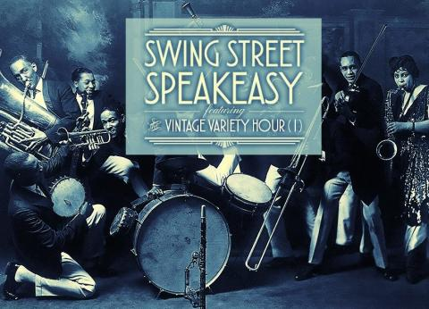 Swing Street: The Vintage Variety Hour Premiär