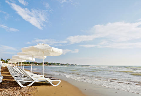 Sunprime Dogan Side Beach, Turkki Kuvaaja: Joakim Borén