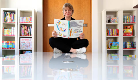 Children's publisher marks new chapter with national business award win