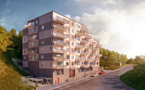 Brf Skårdal, Bohus, Riksbyggen