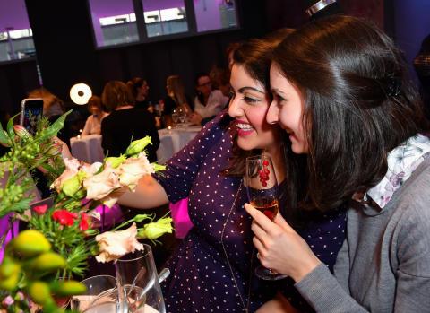 Ein Event von Frauen für Frauen im ELLINGTON HOTEL BERLIN