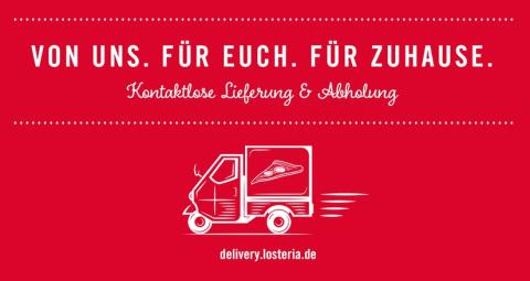 L'Osteria bietet kontaktlosen Delivery-Service in Kooperation mit dem Premium-Mobilitätsdienstleister SIXT